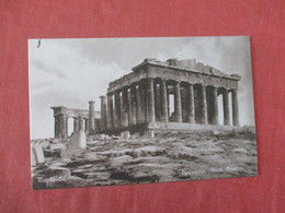 Parthenon West Athens Ref 3420 - Greece
