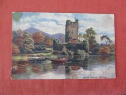 Tuck Series  Ross Castle Killarney   Ref 3420 - Ireland