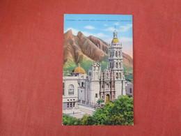 Cathedral  Monterrey  Mexico     Ref 3420 - Mexico