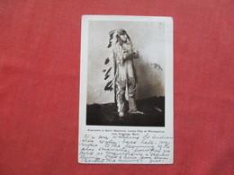 Hiawatha In Early Manhood  Indian Play At Wayagamug  Michigan     Ref 3421 - Native Americans