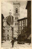 ITALIE(FIRENZE) TRAMWAY - Firenze (Florence)