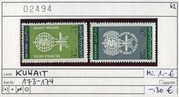 Kuwait - Michel 173-174 - ** Mnh Neuf Postfris - Kuwait