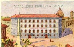 ITALIE(FIRENZE) HOTEL - Firenze (Florence)