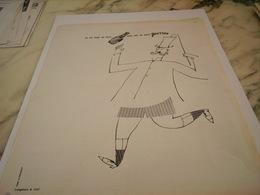ANCIENNE PUBLICITE LE QUART PERRIER   1963 - Perrier