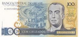 Brésil - Billet De 100 Cruzados - Juscelino Kubitschek - Non Daté - Neuf - Brasilien