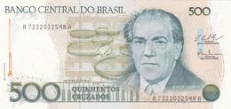 Brésil - Billet De 500 Cruzados - Villa Lobos - Non Daté - Neuf - Brasilien