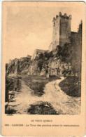 31oy 1331 CPA - CAHORS - LA TOUR DES PENDUS AVANT LE RESTAURATION - Cahors
