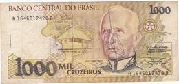 Brésil - Billet De 1000 Cruzeiros - Non Daté - Candido Rondon - Brasilien