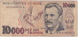 Brésil - Billet De 10000 Cruzeiros - Vital Brazil - Non Daté - Brasilien