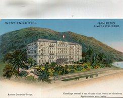 ITALIE(SAN REMO) HOTEL - San Remo