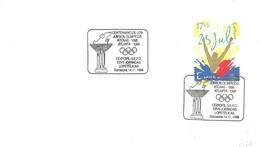 POSTMARKET ESPAÑA 1996 - Verano 1996: Atlanta