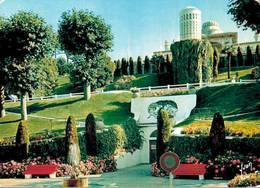 Arcachon Le Casino Mauresque Des Jardins En Bas L'ascenseur 1968 CPM Ou CPSM - Arcachon