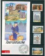19/6 (4/5/1) Belgique Document Postal  Neuf XX +  Timbres Neufs XX Lommel Couvin Jette Niel Roulers Hautes Fagnes - Vacances & Tourisme