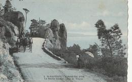 SAINT RAPHAEL - CORNICHE D'OR - La Roche Fendue, Vue De Trayas - Saint-Raphaël