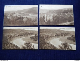 GODINNE  -   Lot De 4 Cartes De Godinne Sur Meuse - Namen