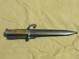 Couteau Baïonnette REMINGTON Modèle 1899 - Armi Bianche