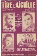 Tire L'aiguille- Jacques Hélian, André Claveau... (p : Eddy Marnay ;  M :Emile Stren& Eddie Barclay), 1952 - Non Classés