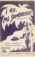 Ay, Mi Sombrero ! (p :  Perello ;  M : Monreal),1951 - Música & Instrumentos