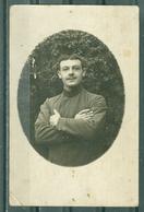 MITARIA - MAURICE BRASSEUR PRISONNIER ARDENNAIS DU 91° REGIMENT D'INFANTERIE A CHEMNITZ EN 1917 - Personnages