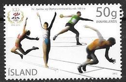 Islande 2012, N°1271 Neuf Sports - Ungebraucht