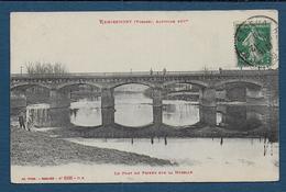 REMIREMONT - Le Pont Du Prieur Sur La Moselle - Remiremont