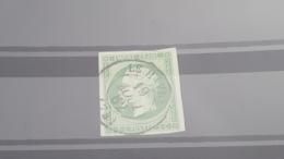 LOT 458017 TIMBRE DE FRANCE OBLITERE N°12 TB - 1853-1860 Napoléon III.