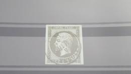 LOT 458018 TIMBRE DE FRANCE OBLITERE N°11 TB - 1853-1860 Napoléon III.