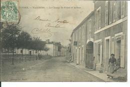 Nalliers-le Champ De Foire Et La Rue - France