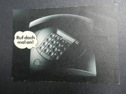 19943) TELEFONO RUF DOCH MAL AN VIAGGIATA - Cartoline