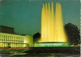 Luzern (Lucerne, Svizzera) Wagenbachbrunnen, Wagenbach Fontaine, Wagenbach Fountain, Notturno, La Nuit, By Night - LU Lucerne