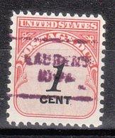 USA Precancel Vorausentwertung Preo, Locals Iowa, Laurens 703 - Vereinigte Staaten