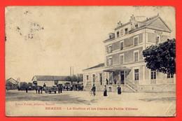F273-BEAUNE-La Station Et Les Gares De Petite Vitesse - Beaune