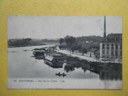 MONTEREAU FAULT YONNE. L'Yonne. - Montereau