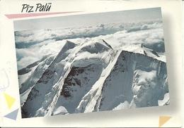 Piz Palù (Grisons, Svizzera) Panorama, View, Vue, Ansicht - GR Grisons