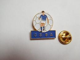 Beau Pin's , Football , CSBA , Club Sportif De Bourg Achard , Eure - Football