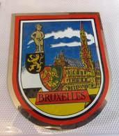 écusson  Autocollant BRUXELLES - Autocollants