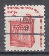 USA Precancel Vorausentwertung Preo, Locals Iowa, Lewis 841 - Vereinigte Staaten