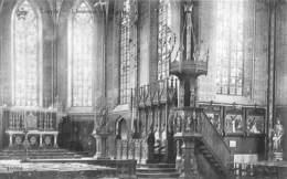 Coxyde - Intérieur De L'église (Héliotypie De Graeve, Star 1913) - Koksijde
