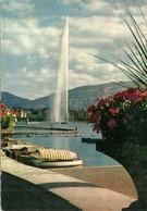 Geneve (Ginevra, Svizzera) Le Jet D'Eau - GE Ginevra