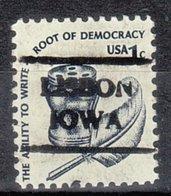 USA Precancel Vorausentwertung Preo, Locals Iowa, Lisbon 716 - Vereinigte Staaten