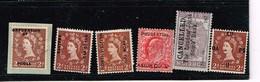 Lot Grande-Bretagne, Timbres à Identifier - Stamps