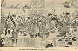 Themes Div-ref BB288- Illustrateurs -illustrateur Demange Gruet -la Lorraine Sportive De Metz -moselle -caricature - - Other Illustrators