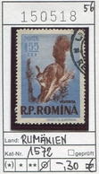 Rumänien - Roumanie - Romina - Rominia - Michel 1572 -  Oo Oblit. Used Gebruikt - - 1948-.... Republiken
