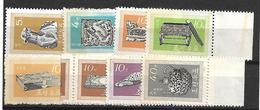COR01 - 1962 COREA DEL NORD - DINASTIA KORYO - NUOVI - Corea Del Nord