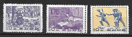 COR008 - 1961 COREA DEL NORD - RIVOLUZIONE - NUOVI - Corea Del Nord