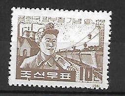 COR009 - 1961 COREA DEL NORD - GIORNATA DEL MINATORE - NUOVI - Corea Del Nord