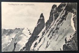 Tschingelspitz Und Gespaltenhorn Alte Aufnahme - BE Berne