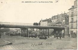 Col1/        35     Redon      Le Pont De La Ville           (animations) - Redon