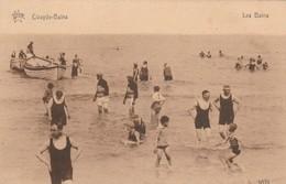 Koksijde , Coxyde : Les Bains , ( STAR  ;  De Graeve , Gand ,n° 1071 ) - Koksijde