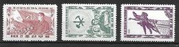 COR013 - 1961 COREA DEL NORD - CONGRESSO PARTITO DEI LAVORATORI - NUOVI - Corea Del Nord